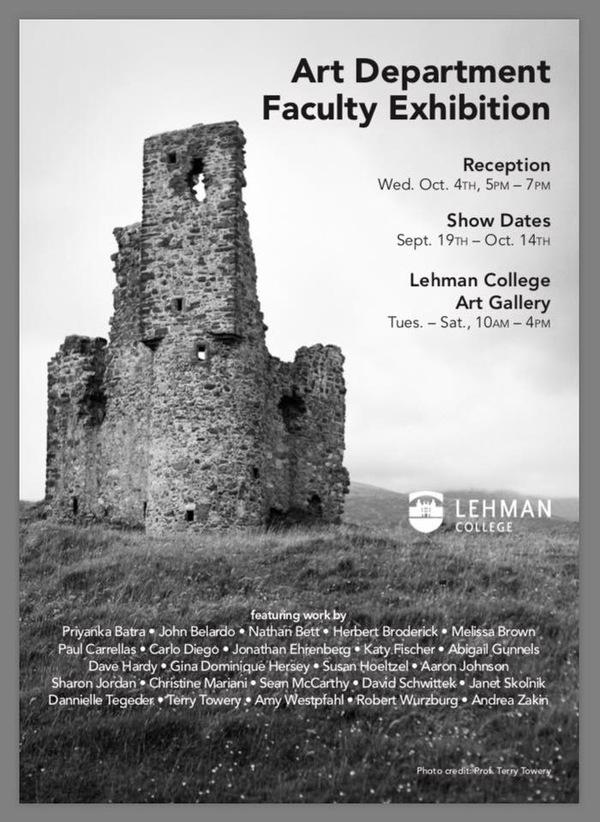 Lehman College Faculty Exhibition